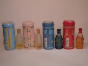 Versace香水瓶、ミニチュア香水ボトル、ミニガラスボトル、サンプルガラス瓶 Lcc 0464